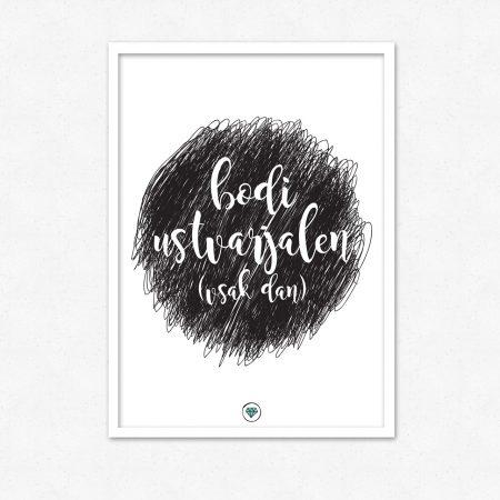 Bodi ustvarjalen vsak dan | #superšik by Satis Design